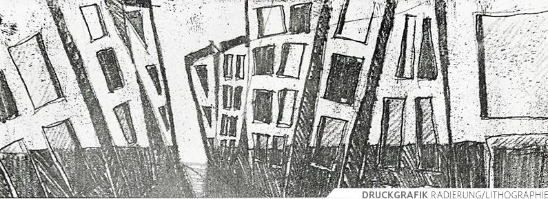 Von der Bleistiftzeichnung zum Kupferdruck